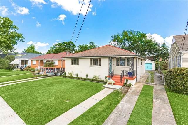 4633 Marigny Street, New Orleans, LA 70122 (MLS #2297570) :: Parkway Realty