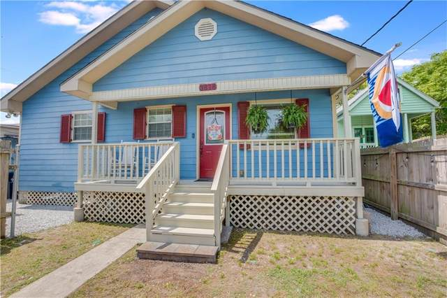 3818 Baudin Street, New Orleans, LA 70119 (MLS #2297592) :: The Sibley Group
