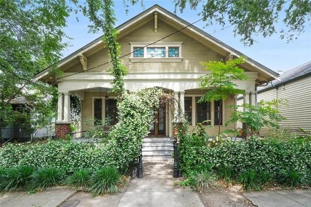 1671 N Broad Street, New Orleans, LA 70119 (MLS #2297618) :: The Sibley Group