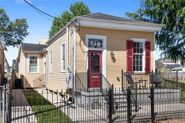 512 Philip Street, New Orleans, LA 70130 (MLS #2297651) :: Reese & Co. Real Estate