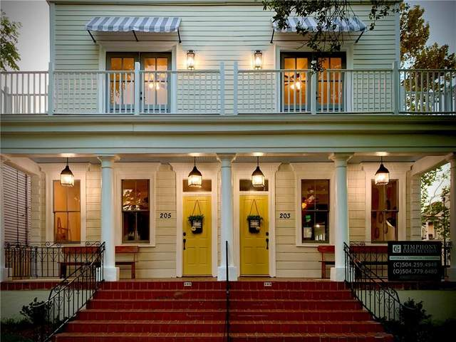 203 S Norman C Francis Parkway #203, New Orleans, LA 70119 (MLS #2297680) :: The Sibley Group