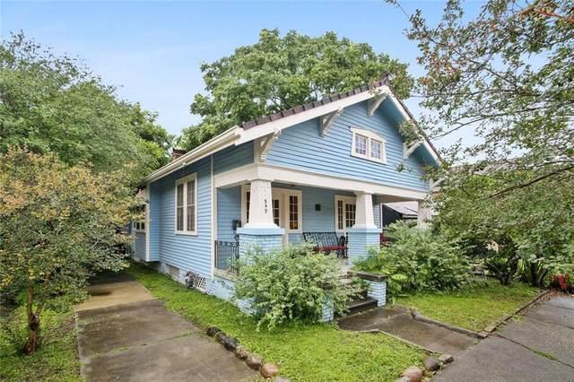 549 Belleville Street, New Orleans, LA 70114 (MLS #2297687) :: Reese & Co. Real Estate