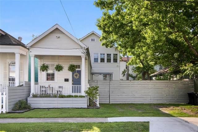 611 S Scott Street, New Orleans, LA 70119 (MLS #2297701) :: Amanda Miller Realty