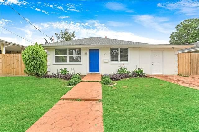 621 N Dilton Street, Metairie, LA 70003 (MLS #2297707) :: Parkway Realty