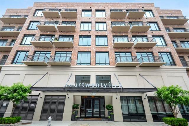 425 Notre Dame Street #402, New Orleans, LA 70130 (MLS #2297757) :: The Sibley Group