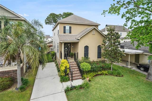 415 35TH Street, New Orleans, LA 70124 (MLS #2297778) :: The Sibley Group