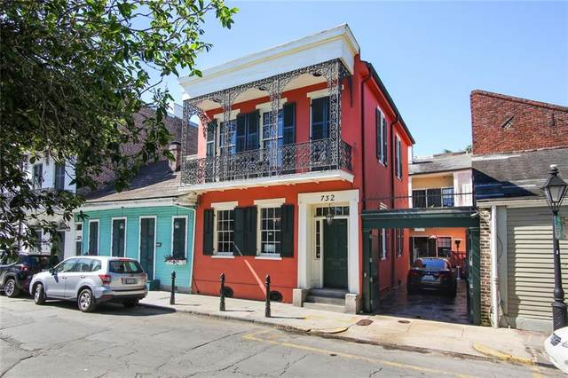 732 Governor Nicholls Street, New Orleans, LA 70116 (MLS #2297879) :: Robin Realty