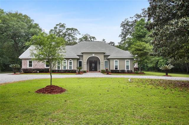18221 Hosmer Mill Road, Covington, LA 70435 (MLS #2297896) :: The Sibley Group