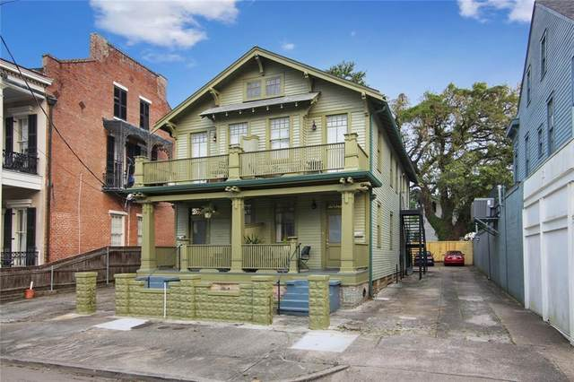 2034 36 Prytania Street, New Orleans, LA 70130 (MLS #2297949) :: The Sibley Group
