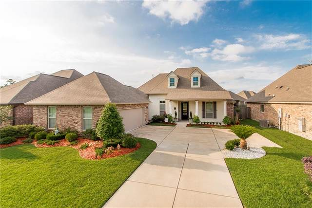 524 Strawberry Lane, Madisonville, LA 70447 (MLS #2297972) :: Amanda Miller Realty