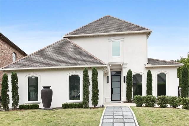 6 Beresford Drive, Metairie, LA 70001 (MLS #2298001) :: The Sibley Group