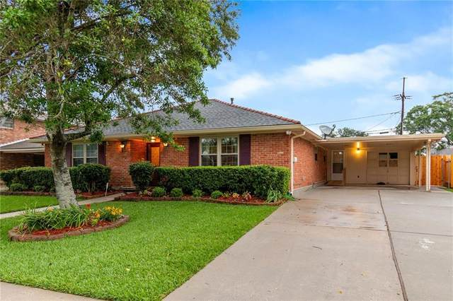 4805 Page Drive, Metairie, LA 70003 (MLS #2298108) :: Crescent City Living LLC