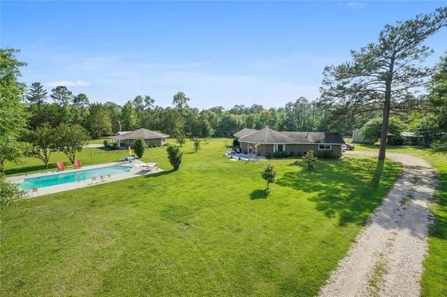 219 Normandy Drive, Folsom, LA 70437 (MLS #2298142) :: Turner Real Estate Group