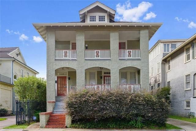 6034 36 Prytania Street, New Orleans, LA 70118 (MLS #2298149) :: Amanda Miller Realty
