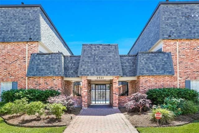 2521 Metairie Lawn Drive #306, Metairie, LA 70002 (MLS #2298172) :: Turner Real Estate Group