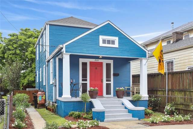820 Eighth Street, New Orleans, LA 70115 (MLS #2298174) :: Reese & Co. Real Estate