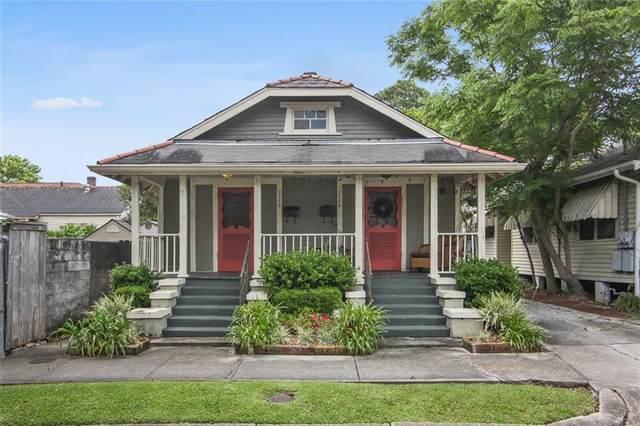 2718 20 Burdette Street, New Orleans, LA 70125 (MLS #2298200) :: The Sibley Group