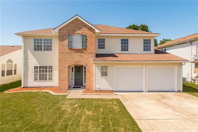 6108 Clearwater Drive, Slidell, LA 70460 (MLS #2298261) :: Nola Northshore Real Estate