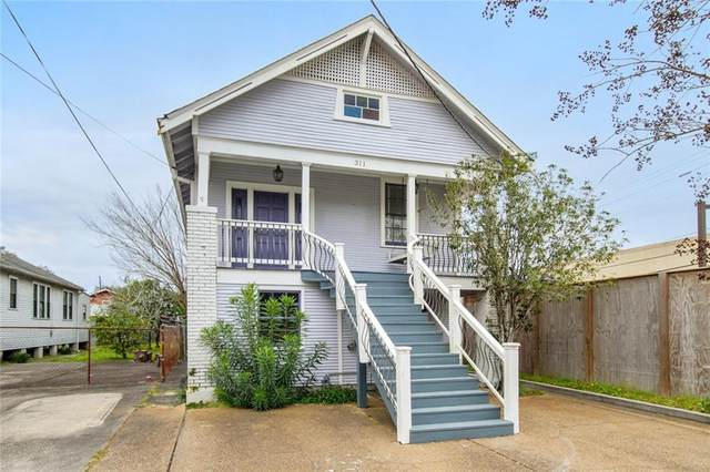 309-311 Octavia Street, New Orleans, LA 70115 (MLS #2298292) :: The Sibley Group