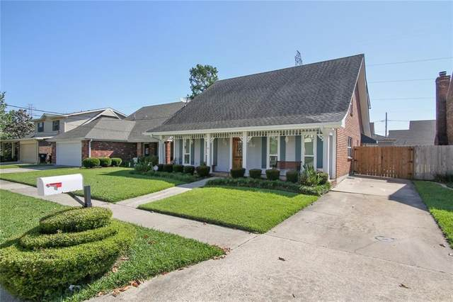 5513 David Drive, Kenner, LA 70065 (MLS #2298345) :: Crescent City Living LLC