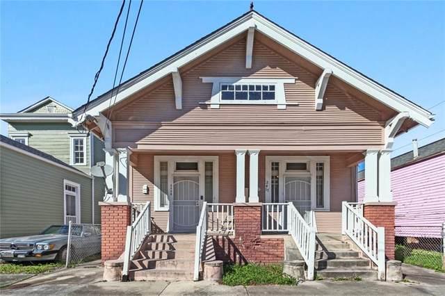 2417-19 Laharpe Street, New Orleans, LA 70119 (MLS #2298357) :: The Sibley Group