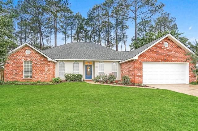 424 Choctaw Drive, Abita Springs, LA 70420 (MLS #2298363) :: Crescent City Living LLC