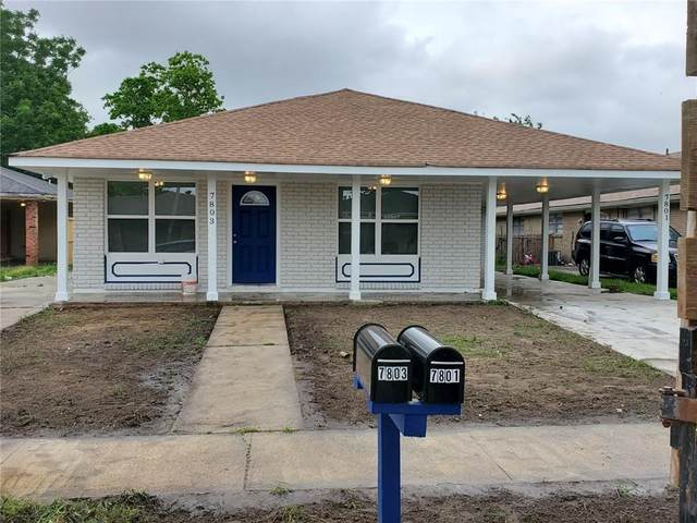 7801 03 W Laverne Street, New Orleans, LA 70126 (MLS #2298364) :: The Sibley Group