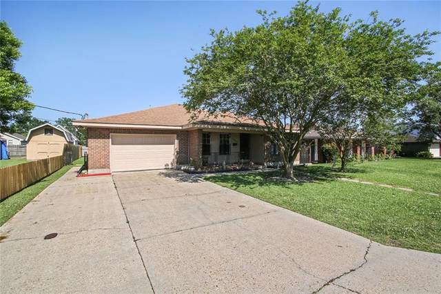 1509 Avenue C Avenue, Marrero, LA 70072 (MLS #2299411) :: Turner Real Estate Group