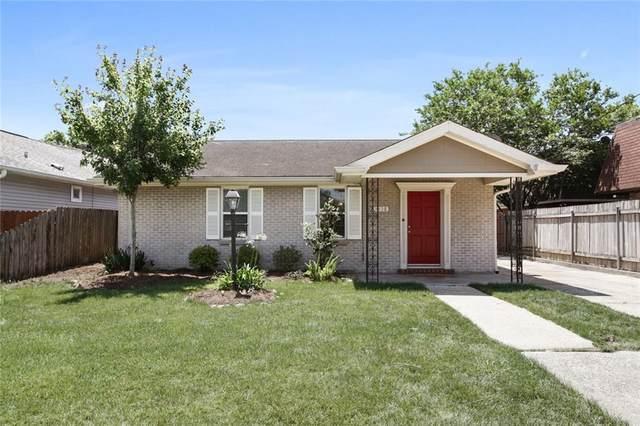 4438 Camel Street, Metairie, LA 70001 (MLS #2299414) :: Crescent City Living LLC