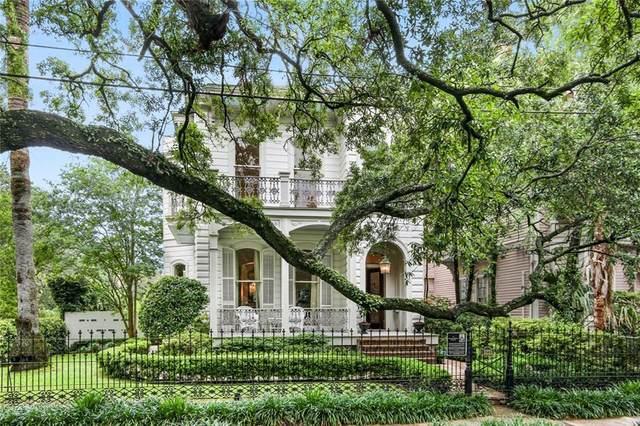 3225 Prytania Street, New Orleans, LA 70115 (MLS #2299459) :: Reese & Co. Real Estate
