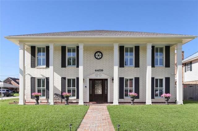 4409 Alphonse Drive, Metairie, LA 70006 (MLS #2299516) :: Crescent City Living LLC
