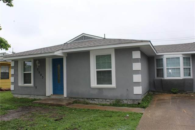 7543 Forest Glen Road, New Orleans, LA 70127 (MLS #2299550) :: Robin Realty