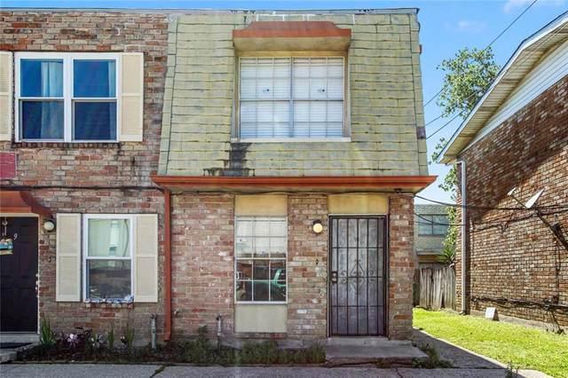 2109 Manson Avenue #10, Metairie, LA 70001 (MLS #2299590) :: Crescent City Living LLC