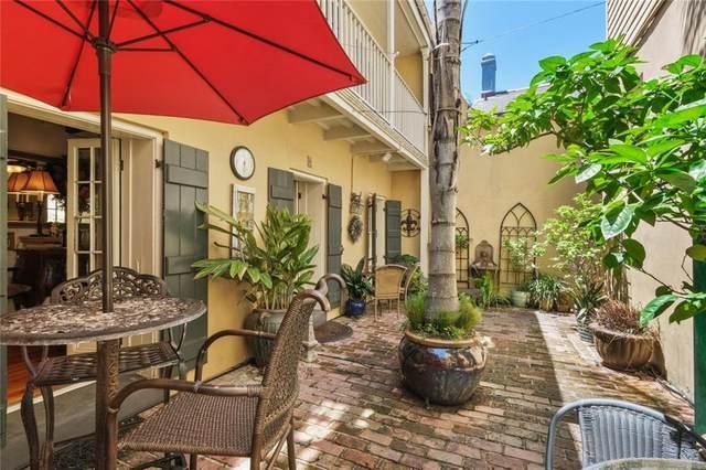 734 Dauphine Street #5, New Orleans, LA 70116 (MLS #2299595) :: Parkway Realty