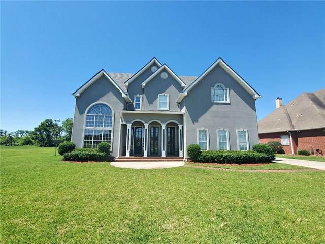 265 Riverbend Drive, Belle Chasse, LA 70037 (MLS #2299597) :: Reese & Co. Real Estate