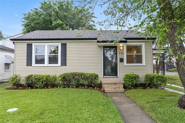 820 Canton Street, Jefferson, LA 70121 (MLS #2299635) :: Crescent City Living LLC