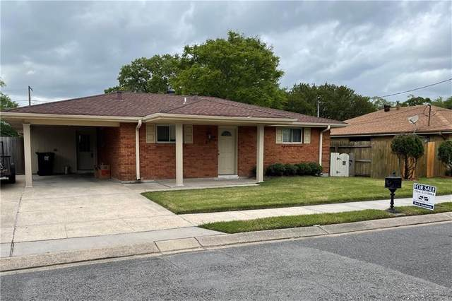2304 Fazzio Road, Chalmette, LA 70043 (MLS #2299673) :: Reese & Co. Real Estate