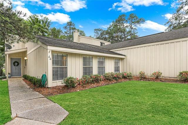 44 S Court Villa Lane #44, Mandeville, LA 70471 (MLS #2299686) :: Turner Real Estate Group