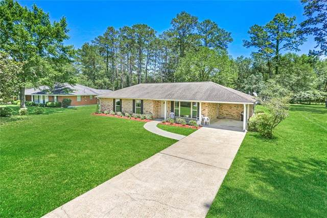 6 Golden Drive, Hammond, LA 70401 (MLS #2299713) :: Amanda Miller Realty