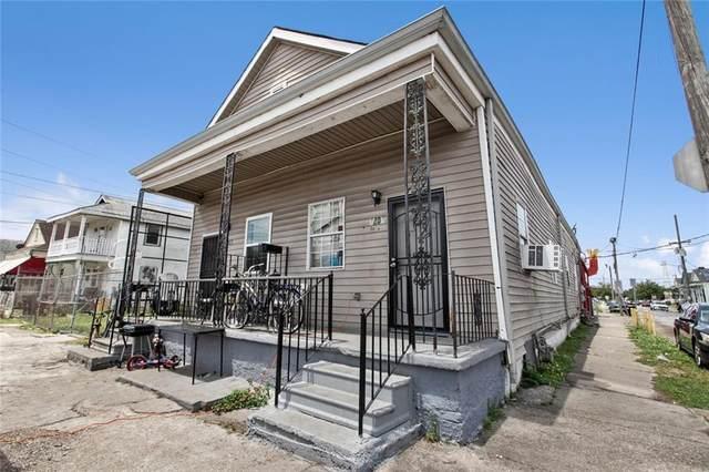 1401 03 S Roman Street, New Orleans, LA 70125 (MLS #2299722) :: The Puckett Team