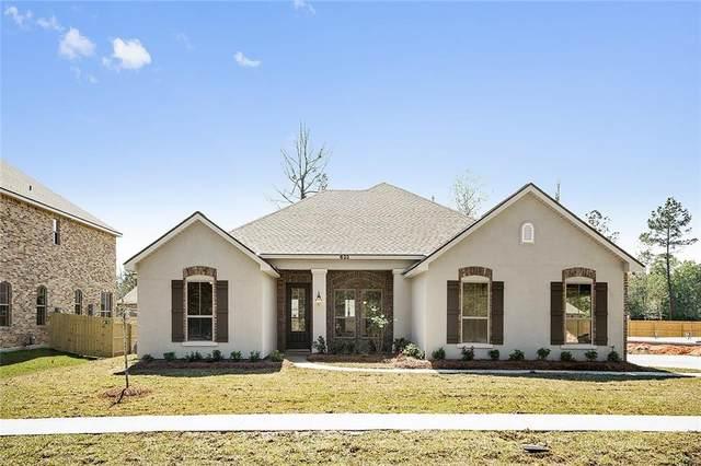 38723 N Magnolia Ridge Loop, Pearl River, LA 70452 (MLS #2299723) :: Turner Real Estate Group