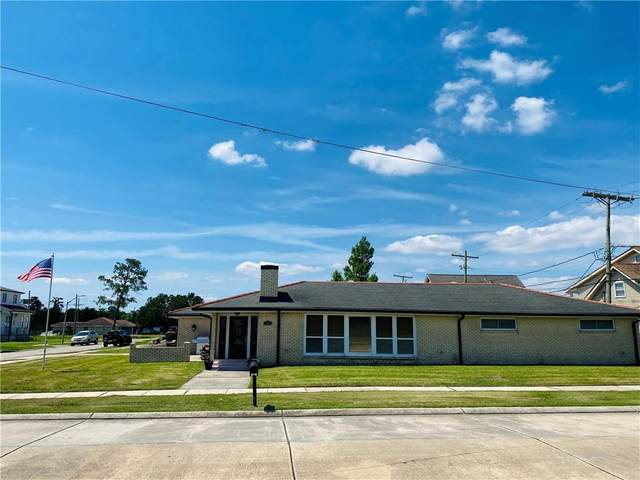 424 Mink Drive, Arabi, LA 70032 (MLS #2299728) :: Reese & Co. Real Estate