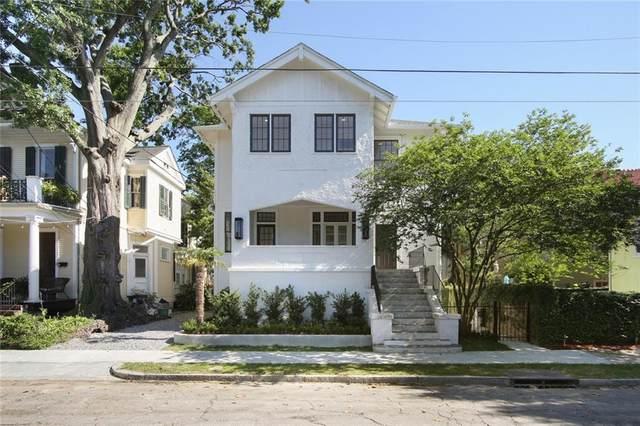 5025 Danneel Street, New Orleans, LA 70115 (MLS #2299730) :: The Puckett Team