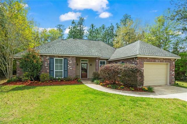 117 Eagle Landing Drive Drive, Covington, LA 70435 (MLS #2299732) :: Crescent City Living LLC