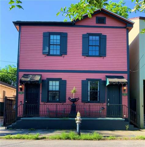 1824 Burgundy Street A, New Orleans, LA 70116 (MLS #2299740) :: The Puckett Team