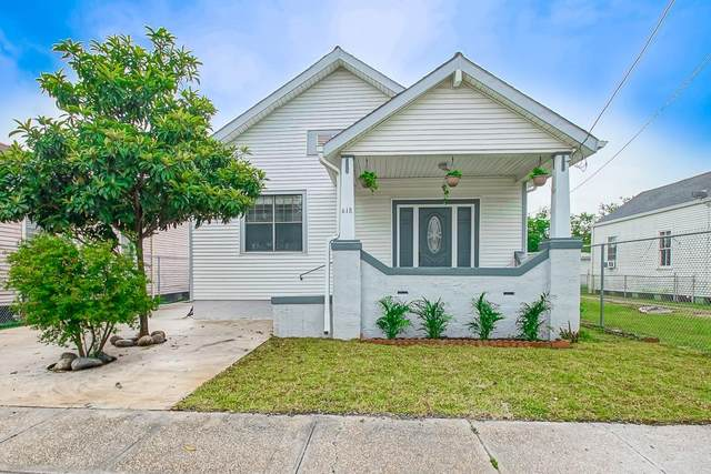 618 S Pierce Street, New Orleans, LA 70119 (MLS #2299751) :: The Puckett Team