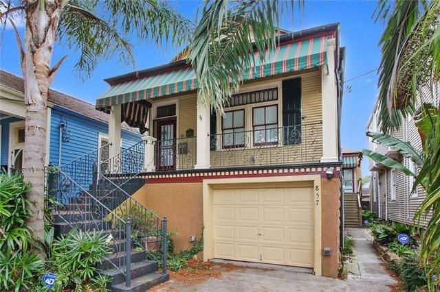 857 Roosevelt Place, New Orleans, LA 70119 (MLS #2299756) :: Crescent City Living LLC