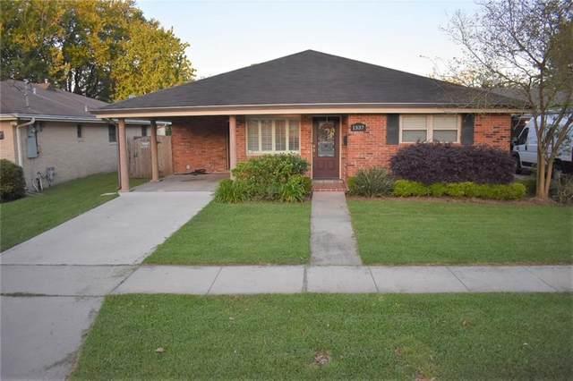 1337 Gardenia Drive, Metairie, LA 70005 (MLS #2299762) :: Top Agent Realty