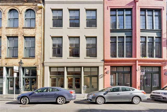 537 Bienville Street, New Orleans, LA 70130 (MLS #2299775) :: Reese & Co. Real Estate