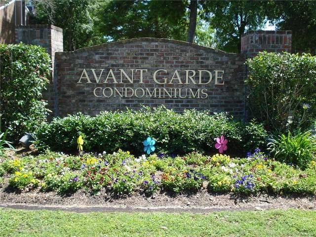 121 Avant Garde Circle #121, Kenner, LA 70065 (MLS #2299776) :: Amanda Miller Realty